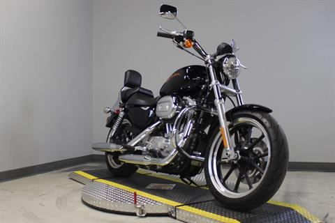 2011 Harley-Davidson Sportster® 883 SuperLow™ in Dubuque, Iowa - Photo 1