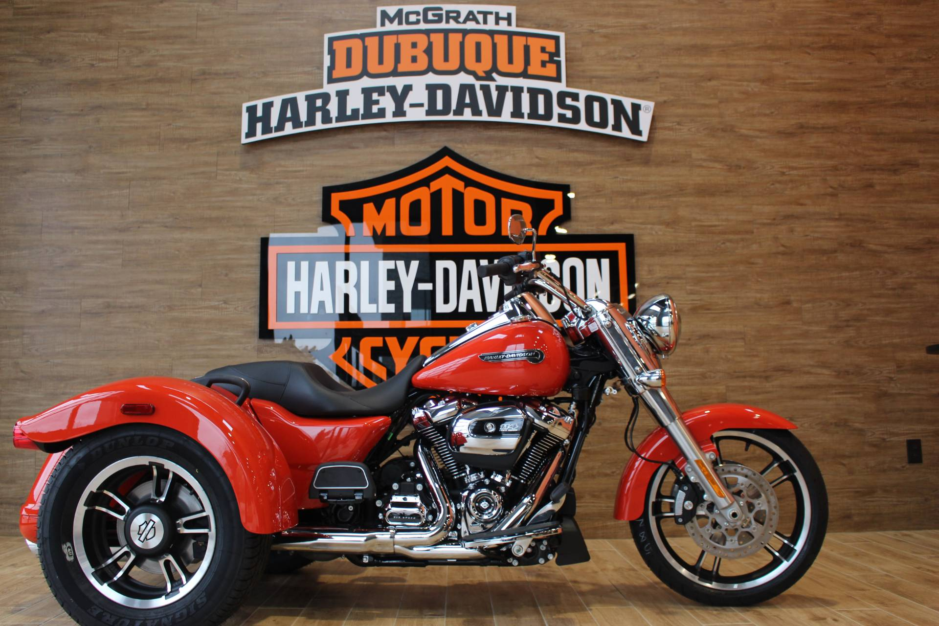 2020 Harley-Davidson Freewheeler® in Dubuque, Iowa - Photo 2