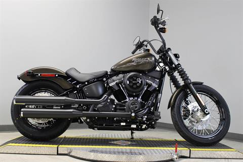 2020 Harley-Davidson Street Bob® in Dubuque, Iowa - Photo 5