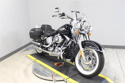 2014 Harley-Davidson Softail® Deluxe in Dubuque, Iowa - Photo 1