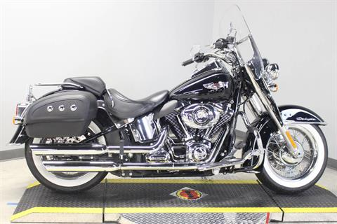 2014 Harley-Davidson Softail® Deluxe in Dubuque, Iowa - Photo 7
