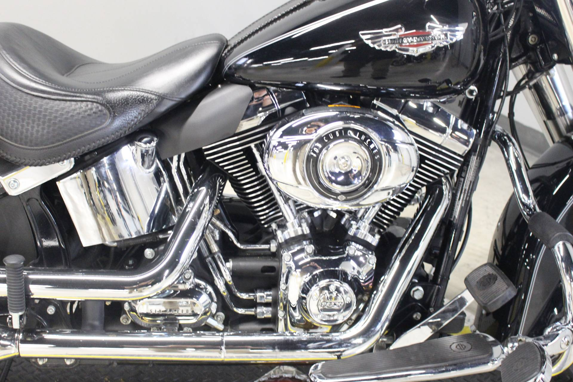2014 Harley-Davidson Softail® Deluxe in Dubuque, Iowa - Photo 8