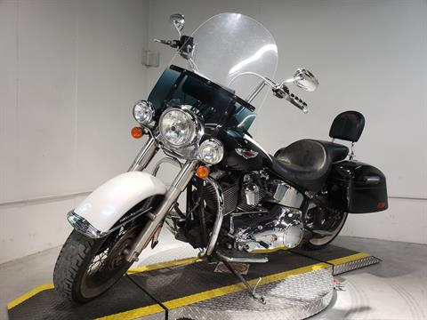 2005 Harley-Davidson FLSTN/FLSTNI Softail® Deluxe in Coralville, Iowa - Photo 3