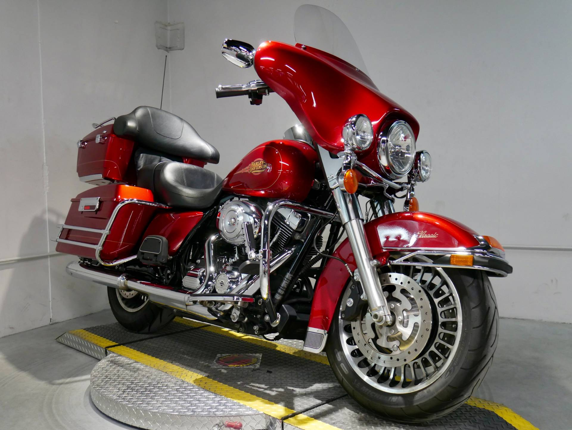 2012 Harley-Davidson Ultra Classic® Electra Glide® in Coralville, Iowa - Photo 1