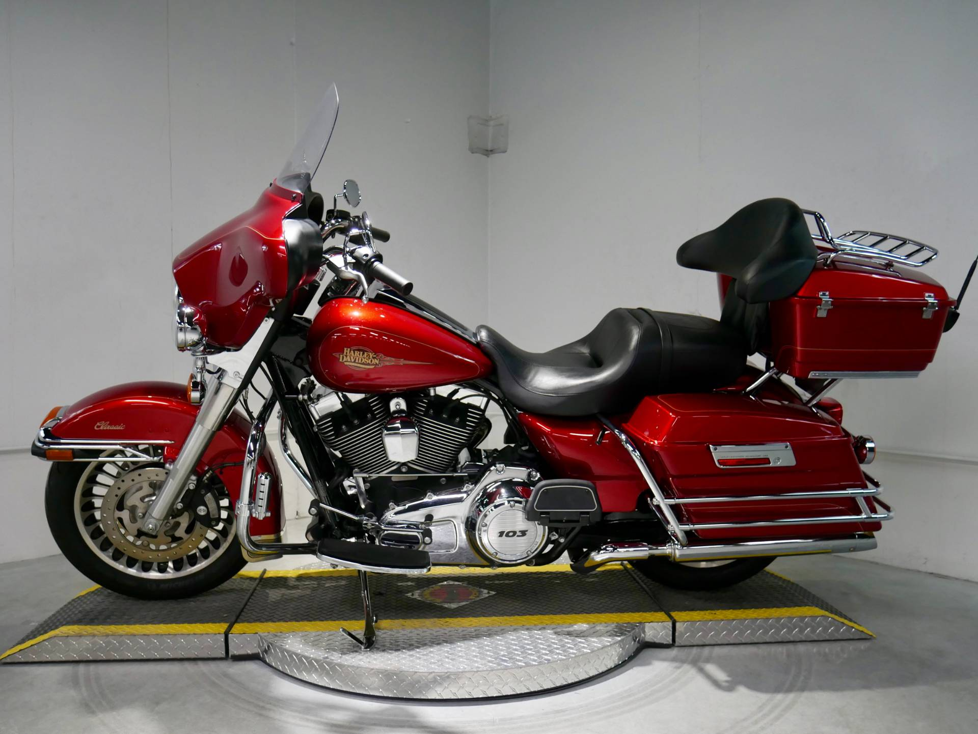 2012 Harley-Davidson Ultra Classic® Electra Glide® in Coralville, Iowa - Photo 7