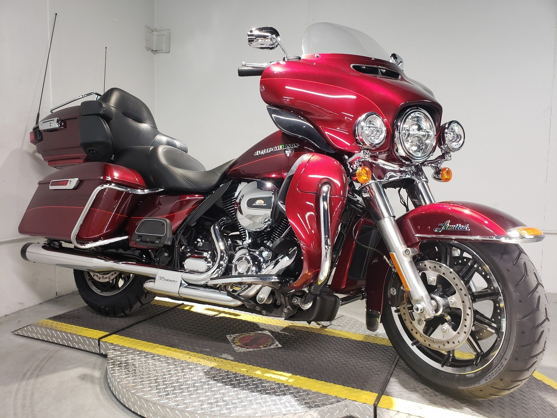 2016 Harley-Davidson Ultra Limited in Coralville, Iowa - Photo 1