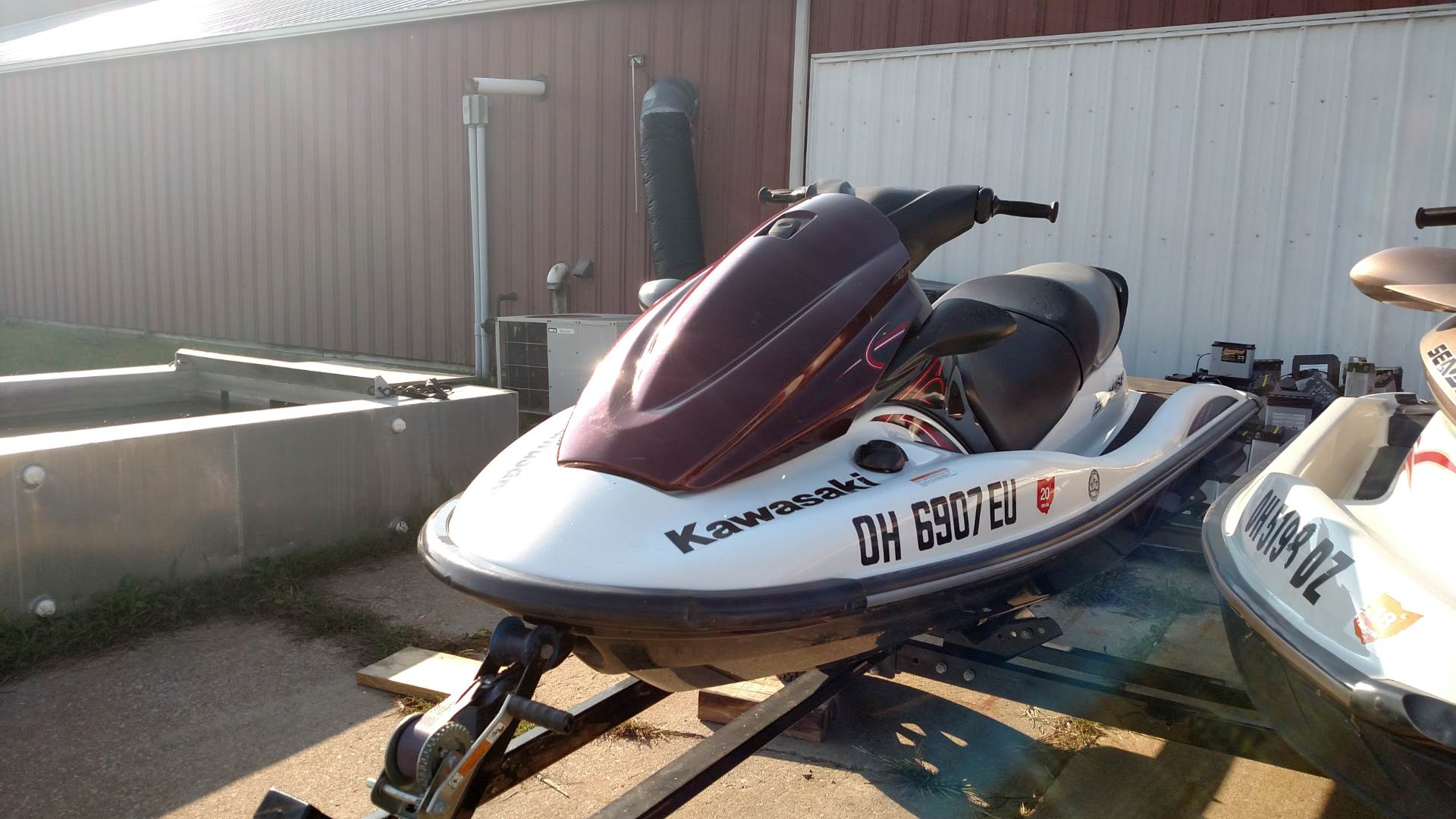 2011 Jet Ski STX-15F