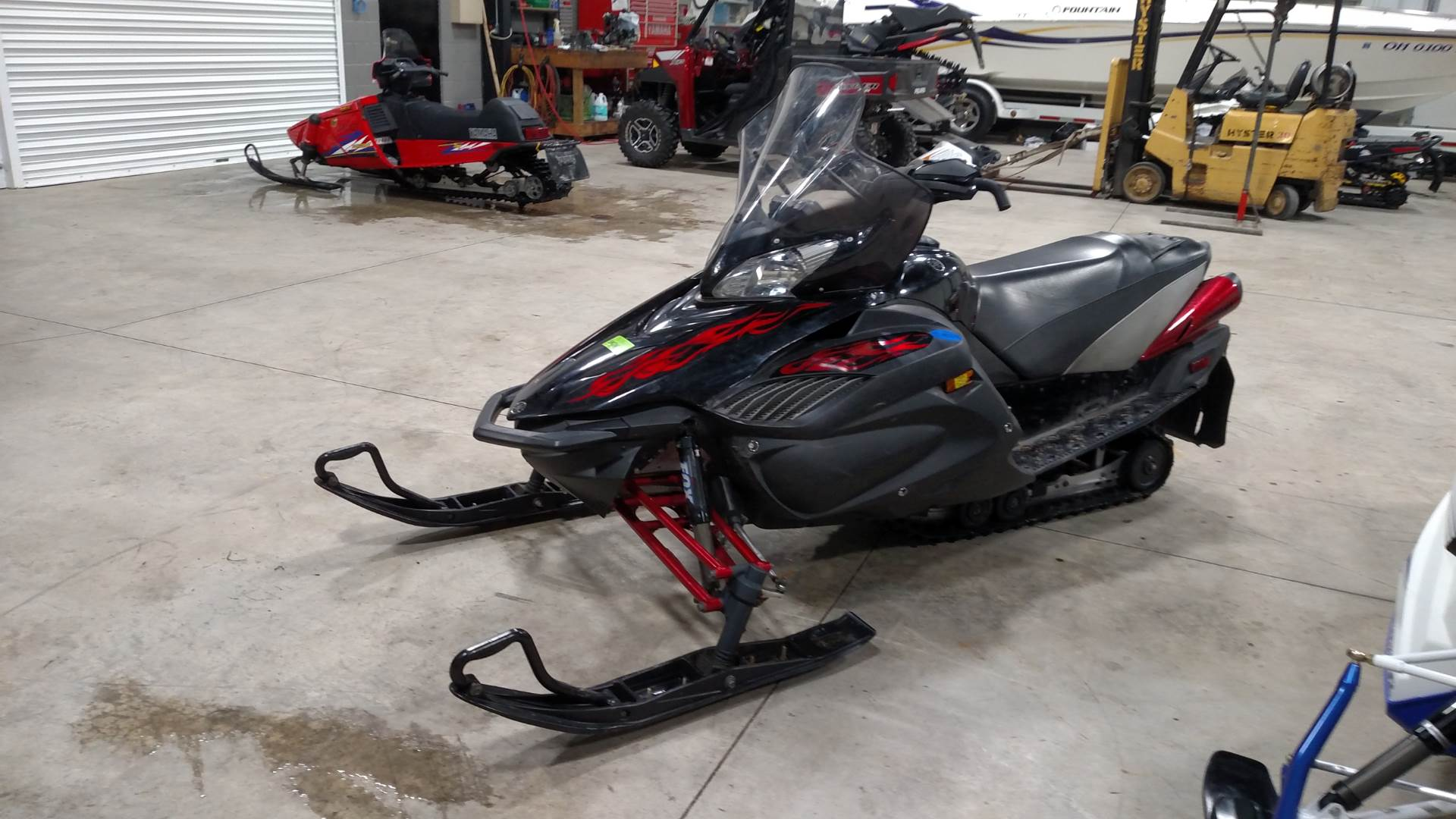 2006 yamaha apex rtx for sale huron oh 110629 for Used yamaha apex for sale