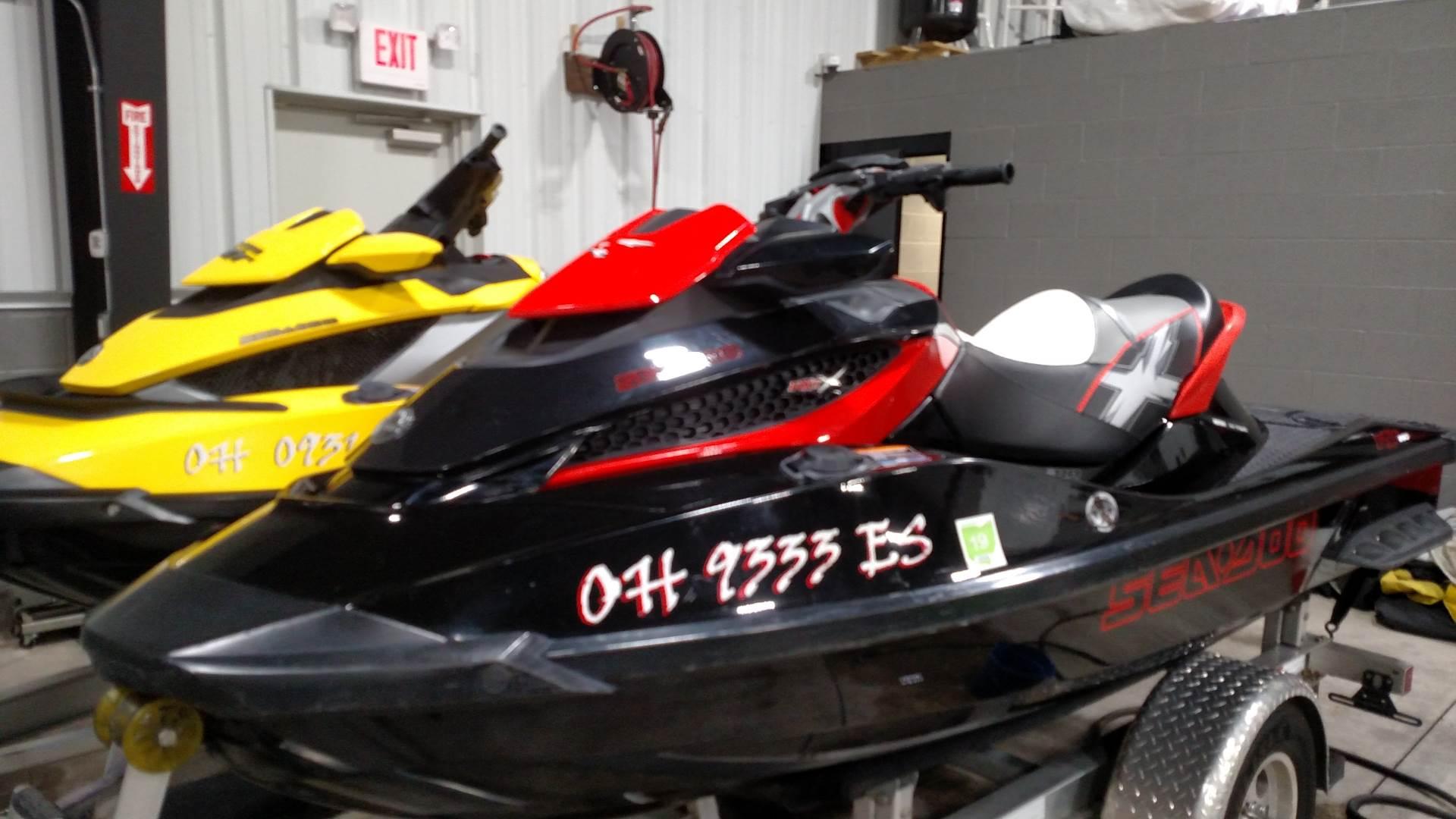 2010 RXT-X 260