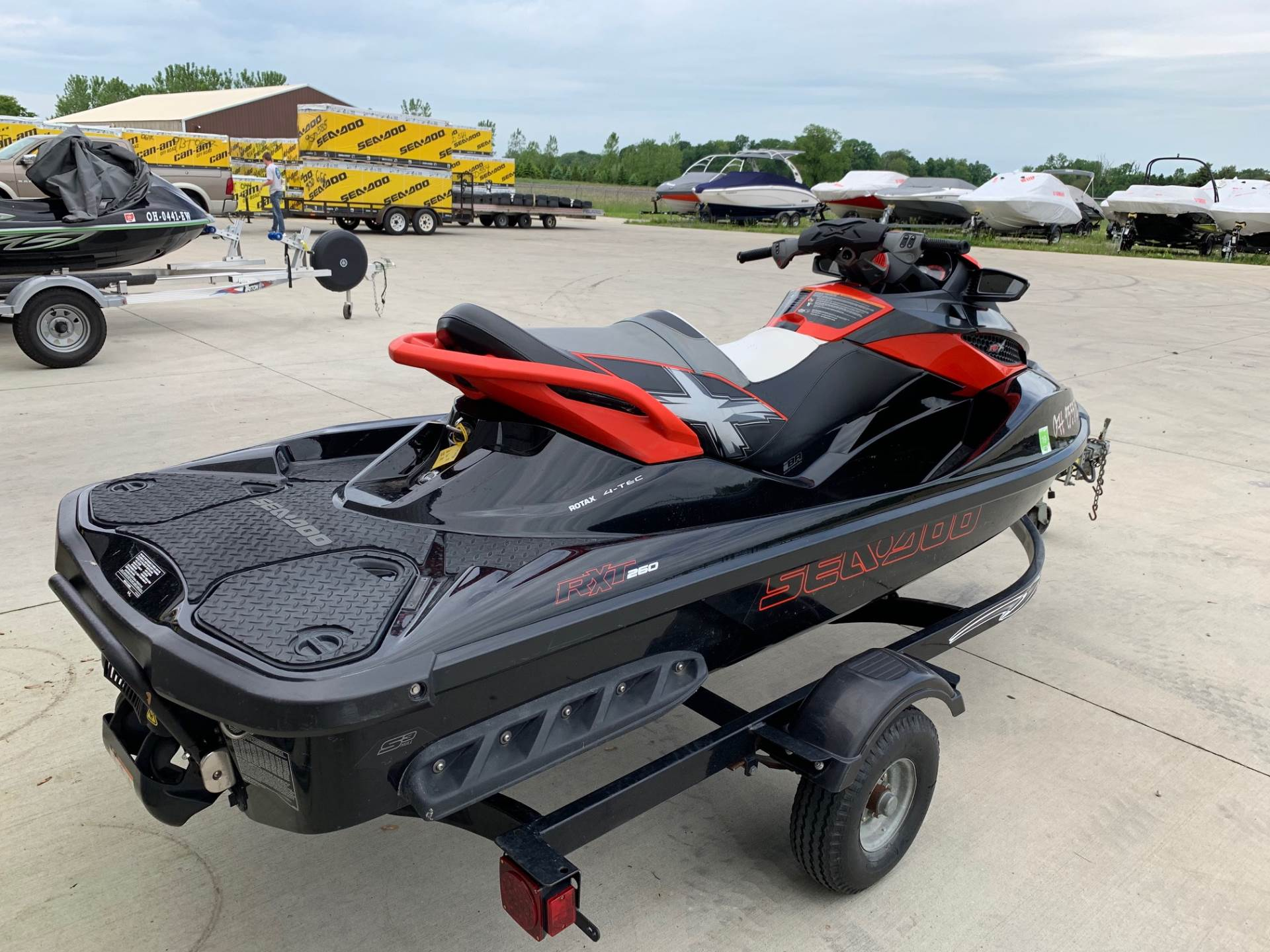 2010 Sea-Doo RXT®-X™ 260 in Huron, Ohio - Photo 3