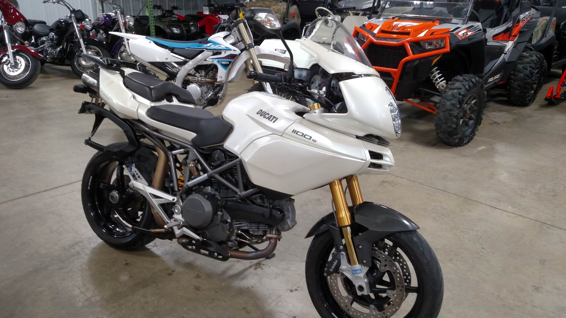 2009 Ducati Multistrada 1100 S in Huron, Ohio - Photo 1