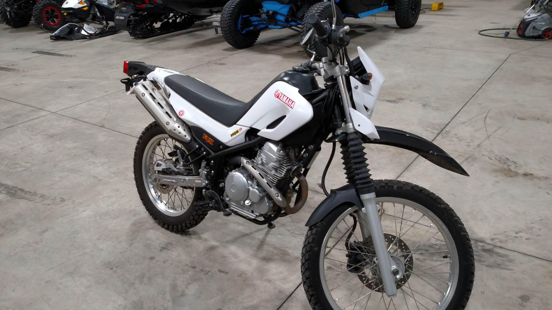 2008 XT250