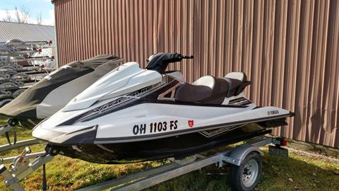 2016 Yamaha VX Cruiser in Huron, Ohio - Photo 1
