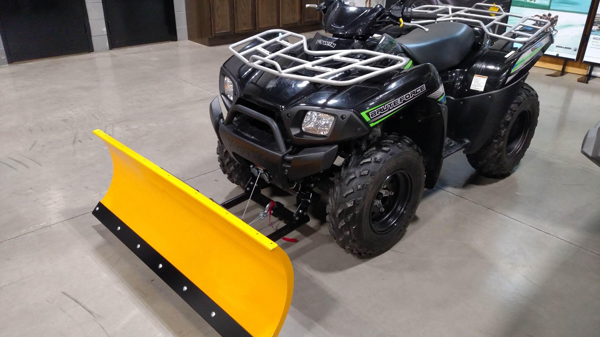 2012 Brute Force 650 4x4