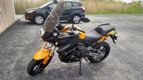 2012 Kawasaki Versys® in Huron, Ohio - Photo 2