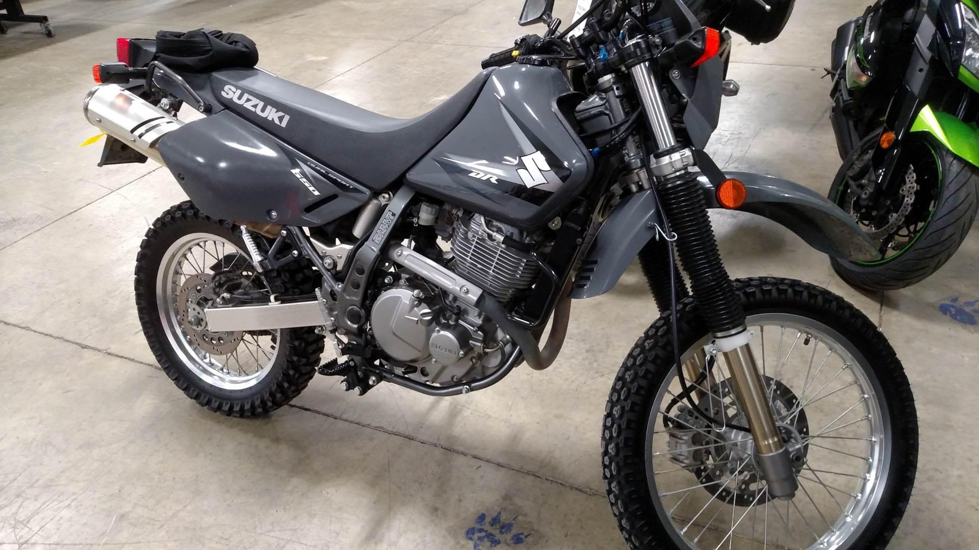 2013 DR650SE
