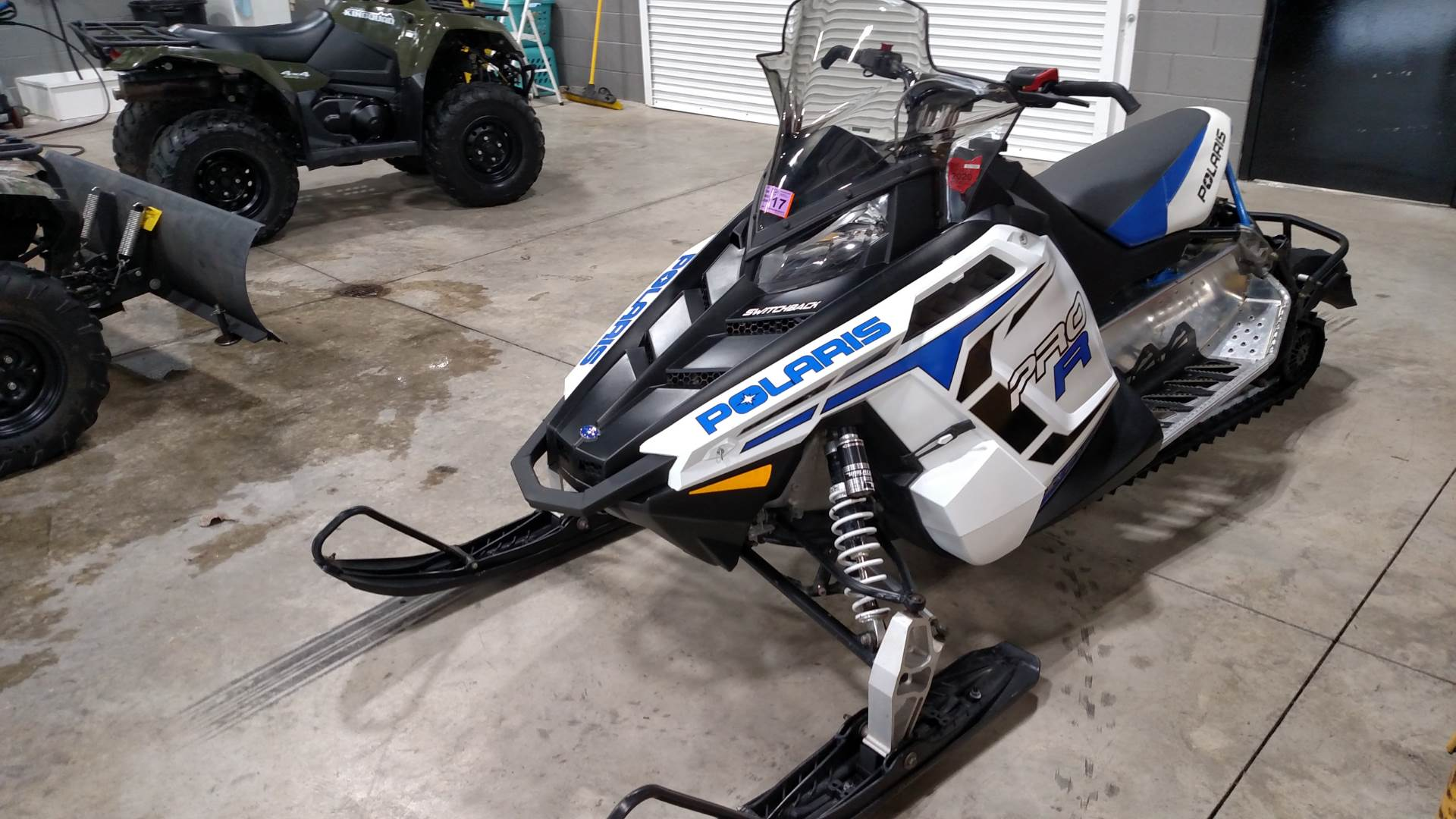 2012 600 Switchback PRO-R