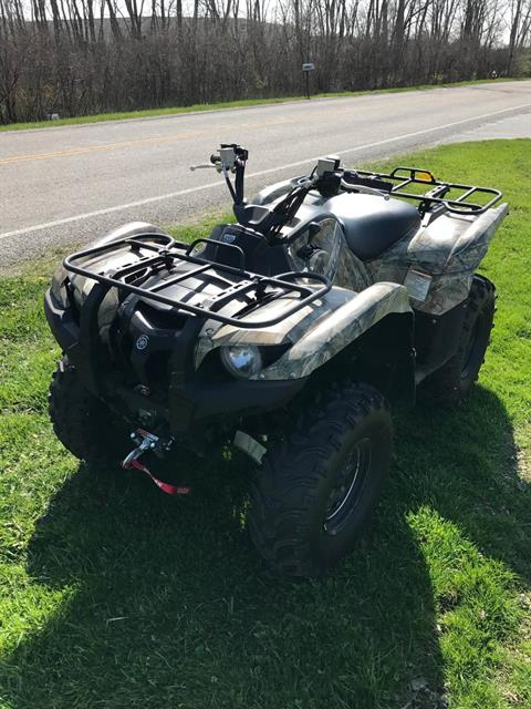 2013 Yamaha Grizzly 700 FI Auto. 4x4 EPS in Huron, Ohio