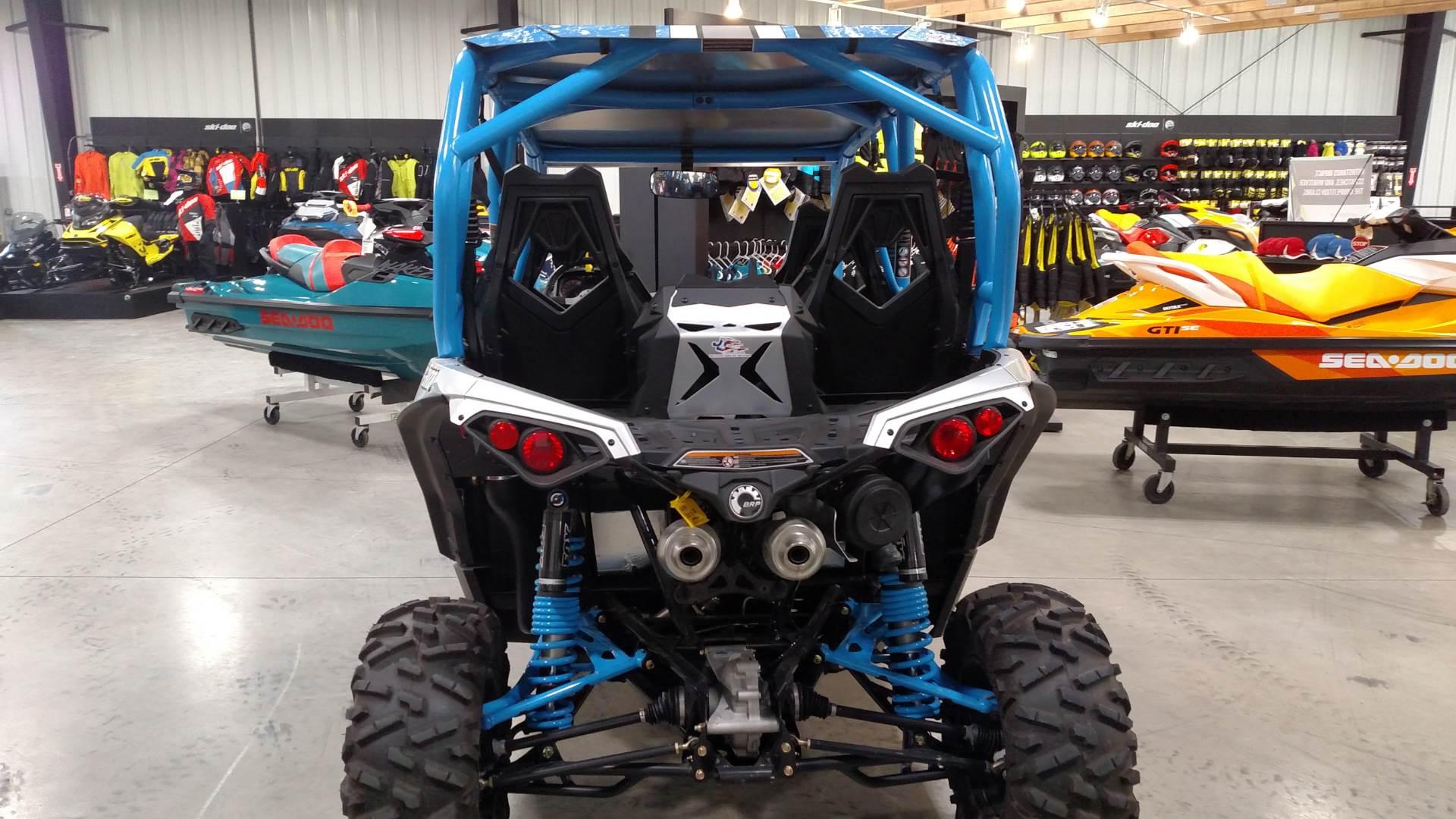 2017 Can-Am™ Maverick MAX X ds Turbo 3
