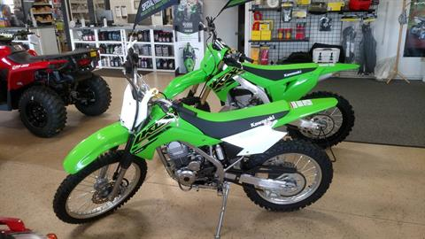 2021 Kawasaki KLX 140R F in Huron, Ohio - Photo 2