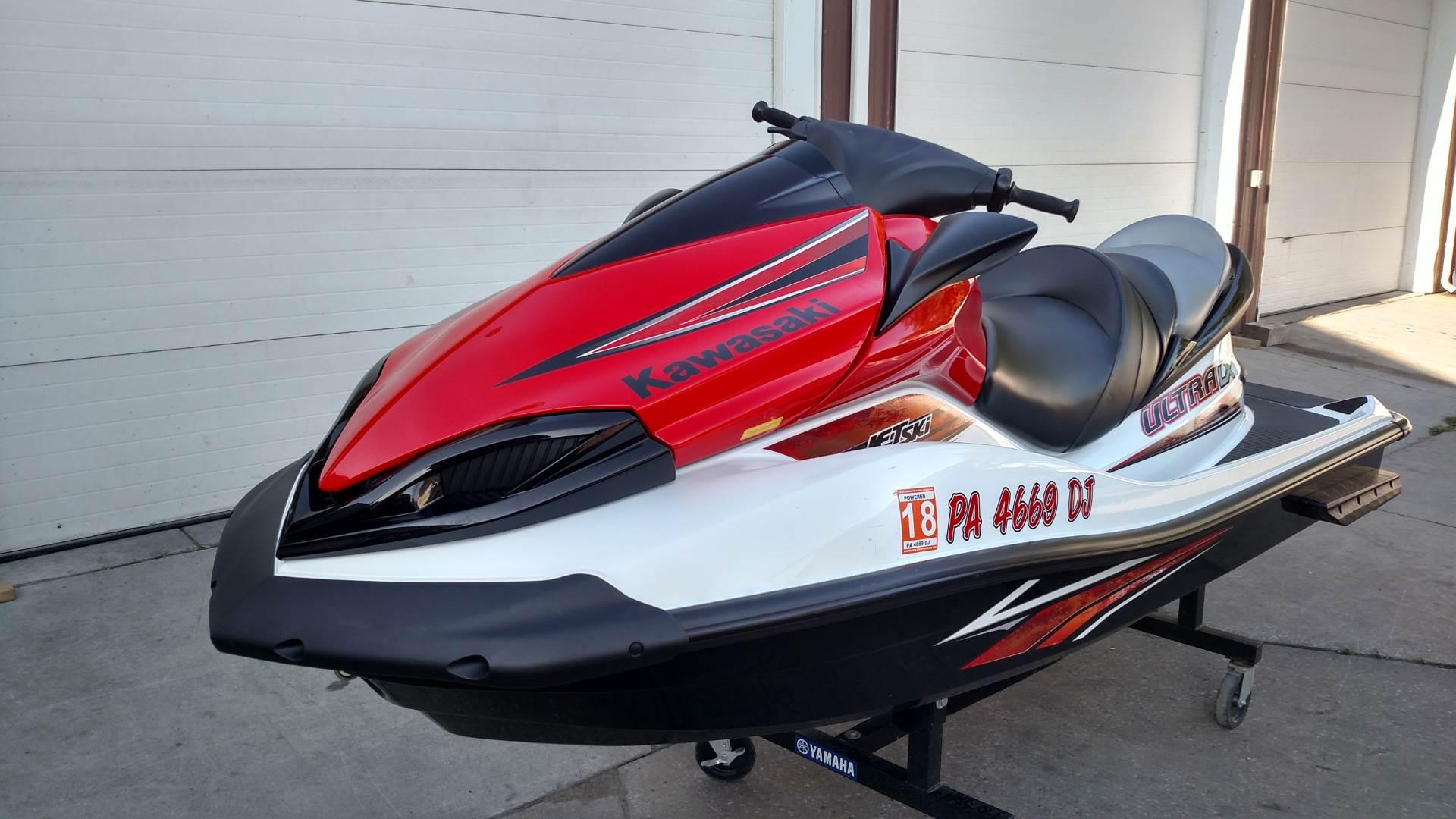 2012 Jet Ski Ultra LX