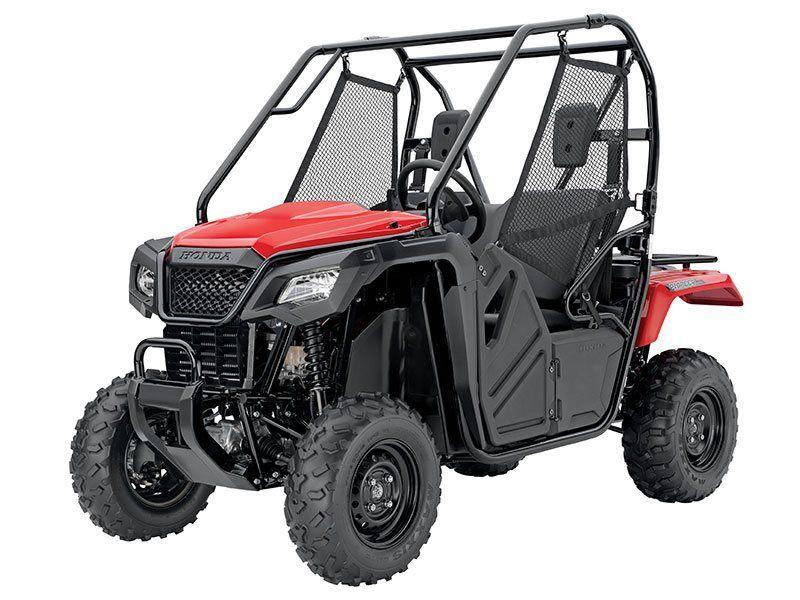 2015 Pioneer 500