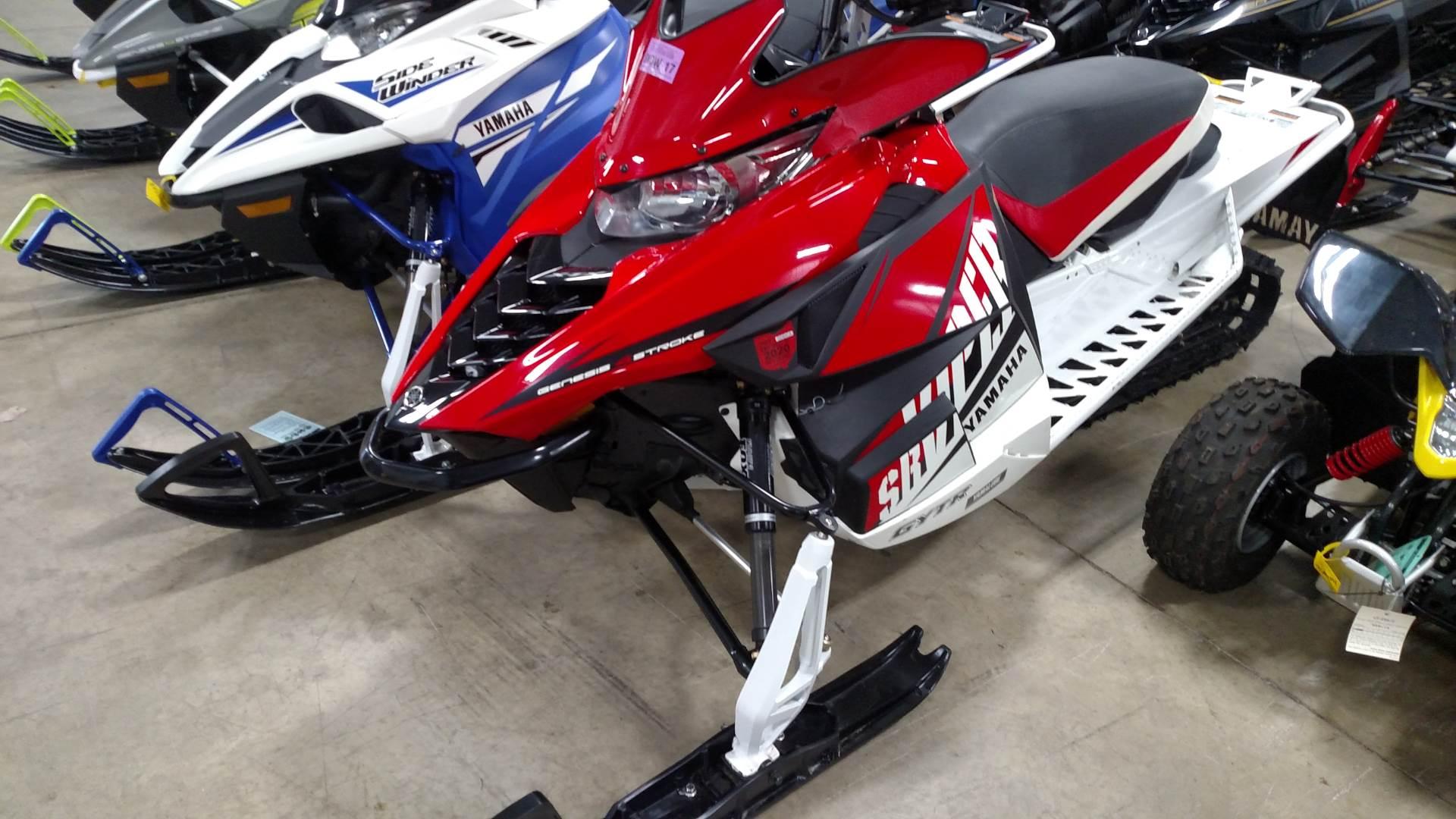 2015 SRViper X-TX SE