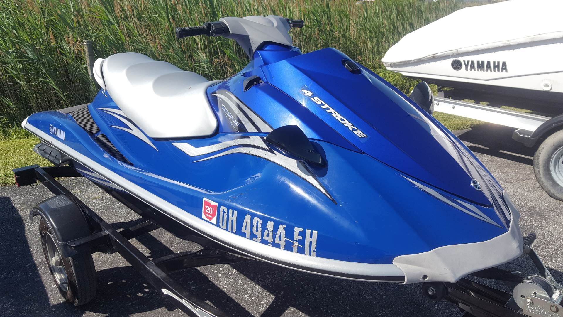 2008 Yamaha VX Deluxe for sale 660