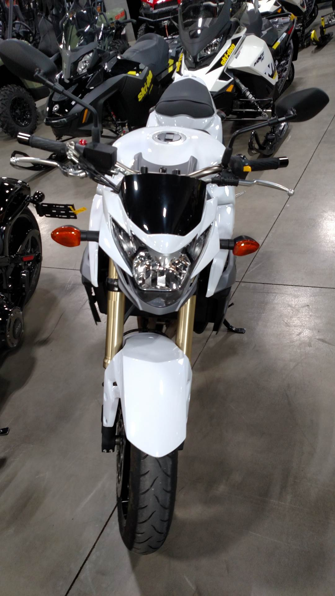 2016 Suzuki GSX-S750 in Huron, Ohio - Photo 3