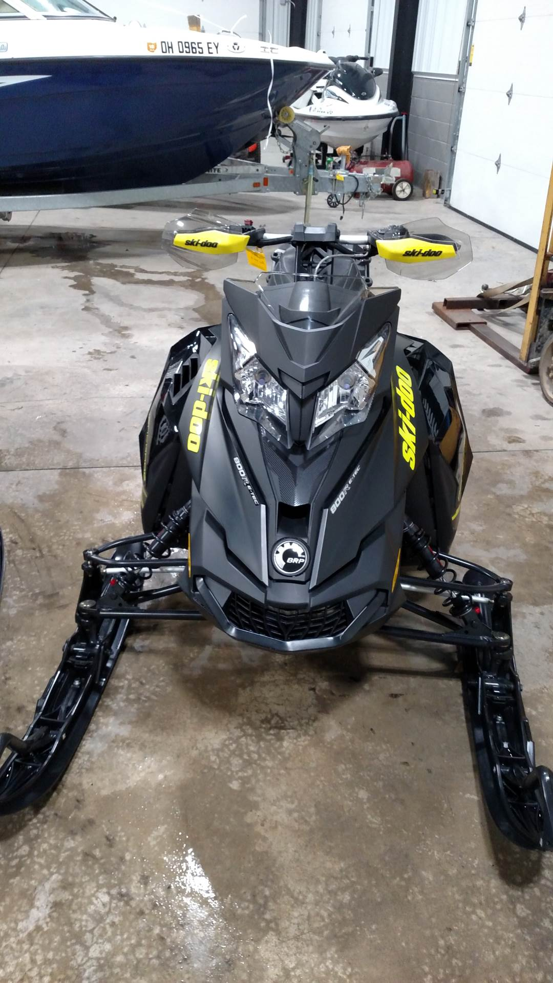 2014 Renegade X E-TEC 800R