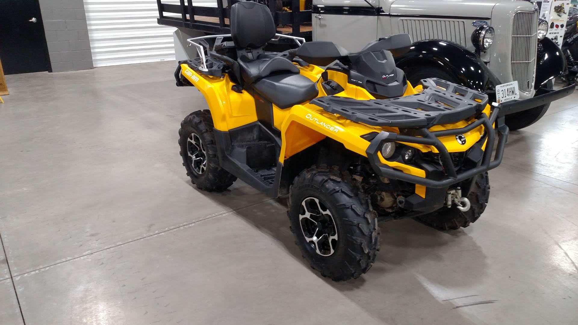 2016 Outlander MAX XT 570