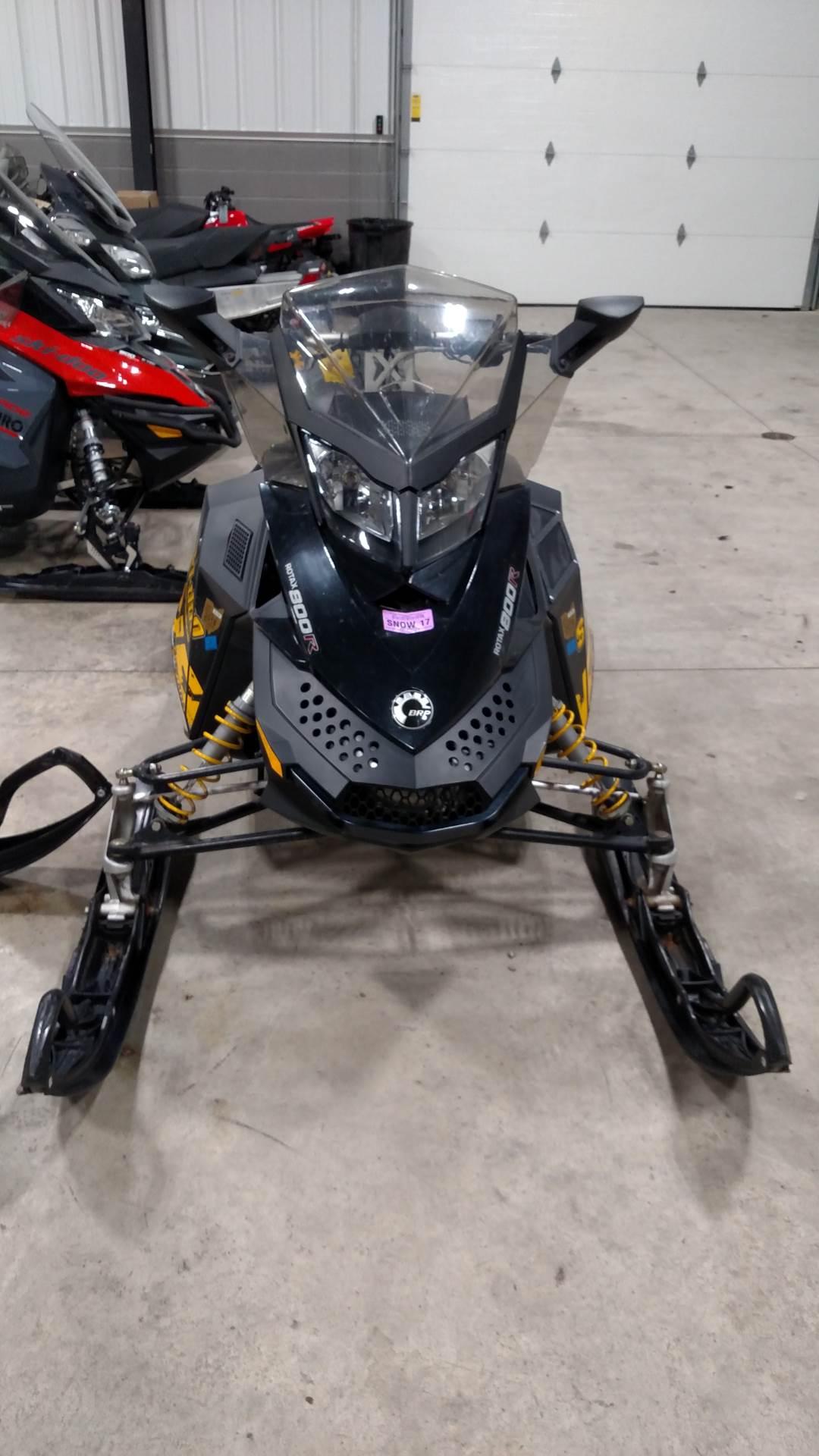 2010 Renegade Adrenaline 800R ES