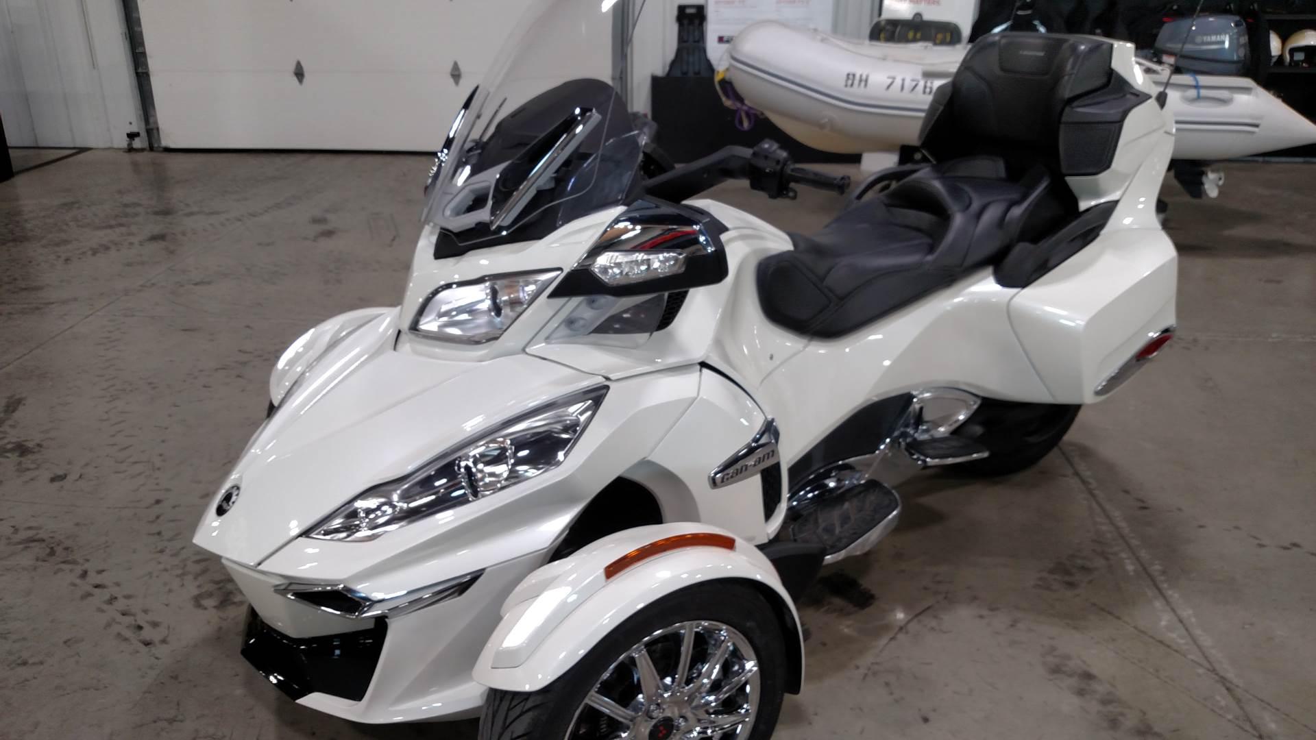 2014 Spyder RT Limited