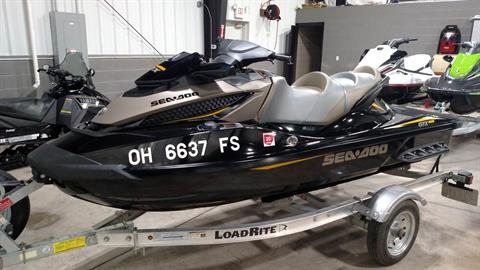 2017 Sea-Doo GTX 155 in Huron, Ohio