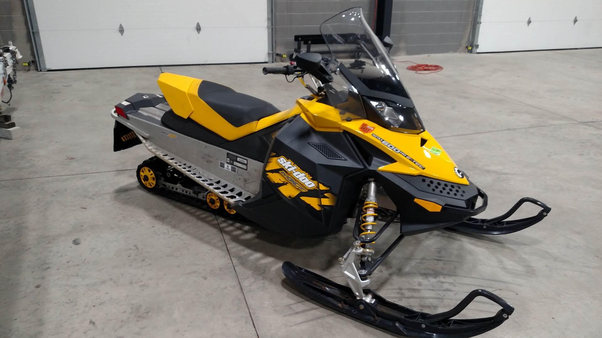 2009 MX Z Adrenaline 600 H.O. E-TEC