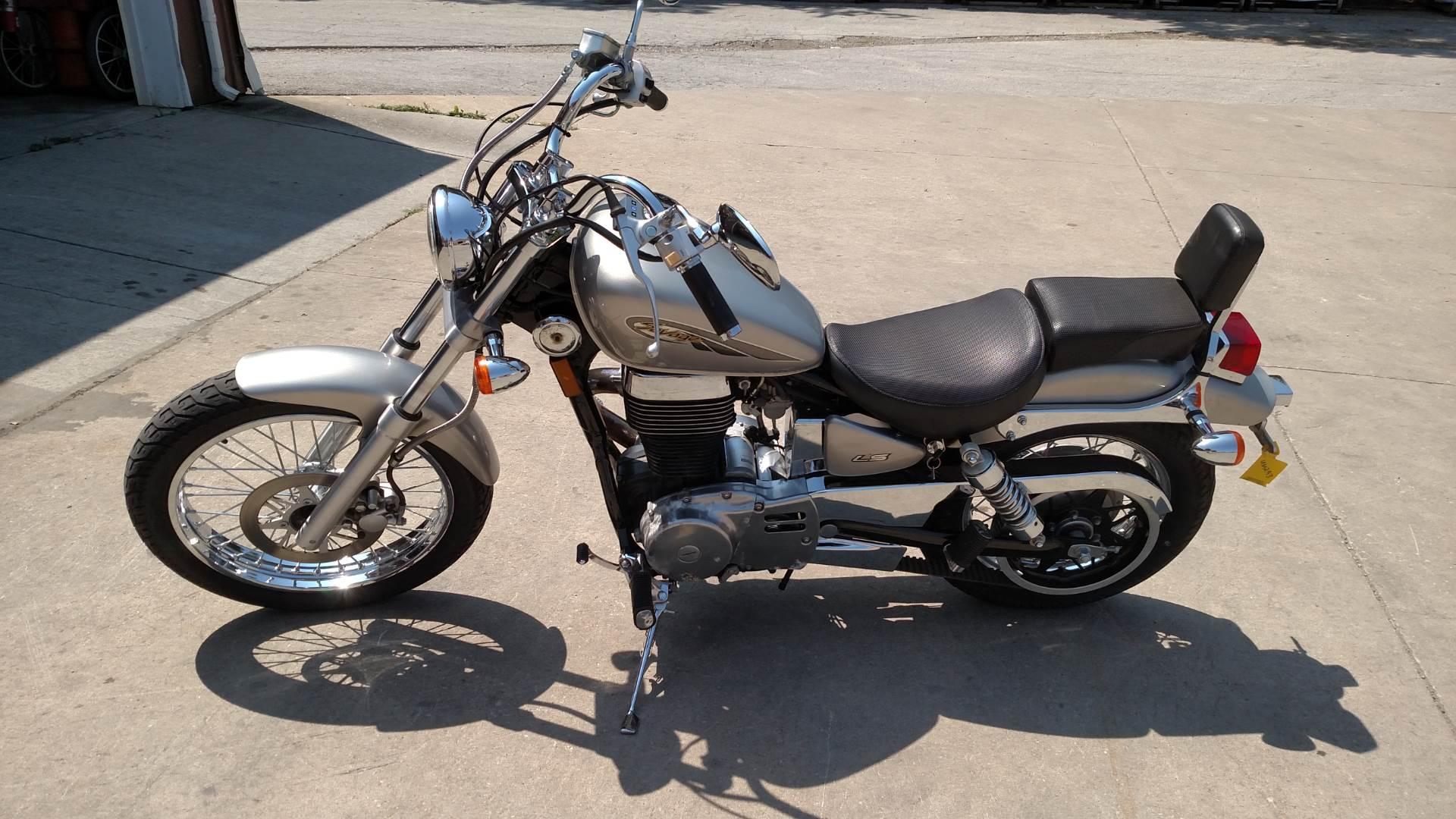 2004 Savage 650 (LS650P)