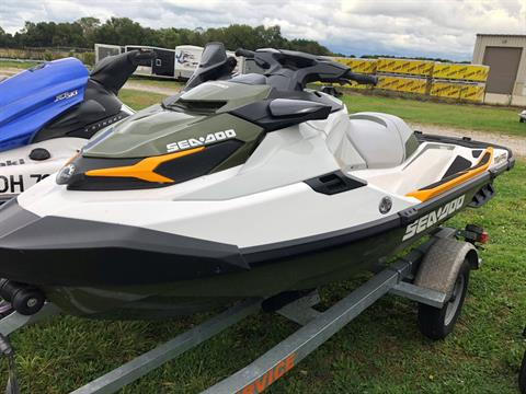 2019 Sea-Doo Fish Pro iBR in Huron, Ohio - Photo 1