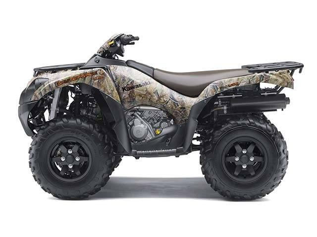 2014 Brute Force 750 4x4i EPS Camo