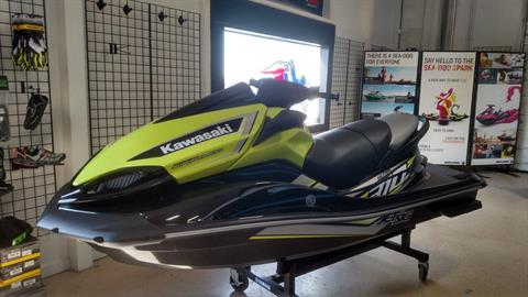 2021 Kawasaki Jet Ski Ultra 310X in Huron, Ohio - Photo 1