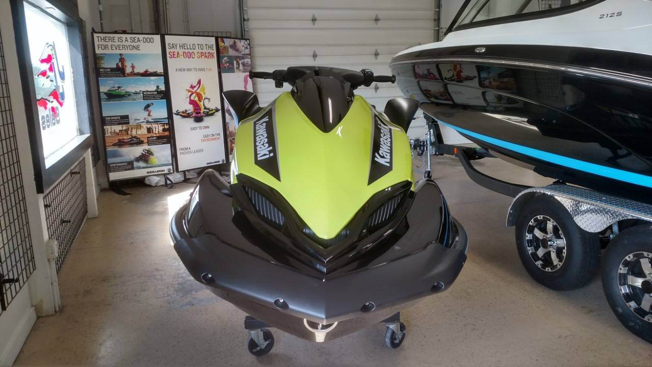 2021 Kawasaki Jet Ski Ultra 310X in Huron, Ohio - Photo 2