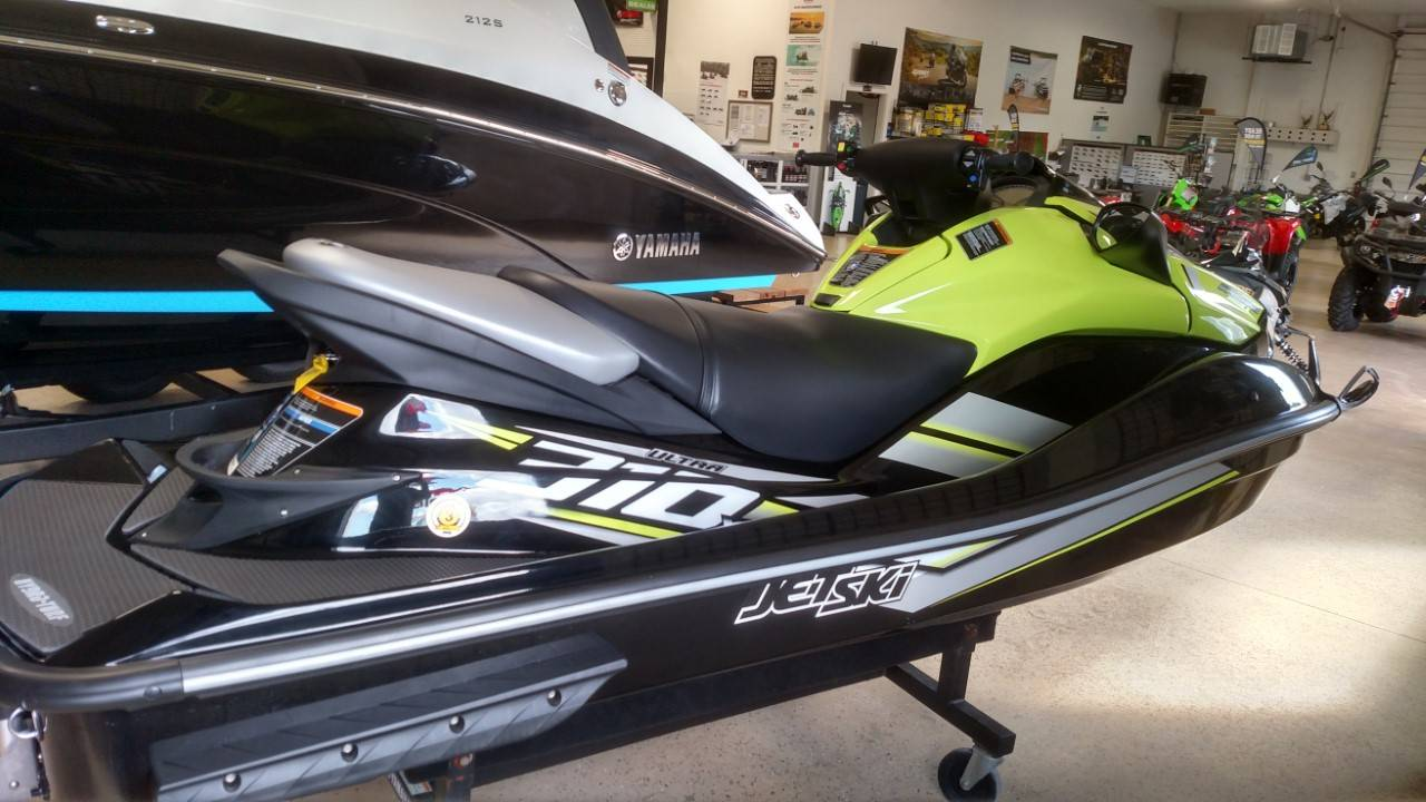 2021 Kawasaki Jet Ski Ultra 310X in Huron, Ohio - Photo 3