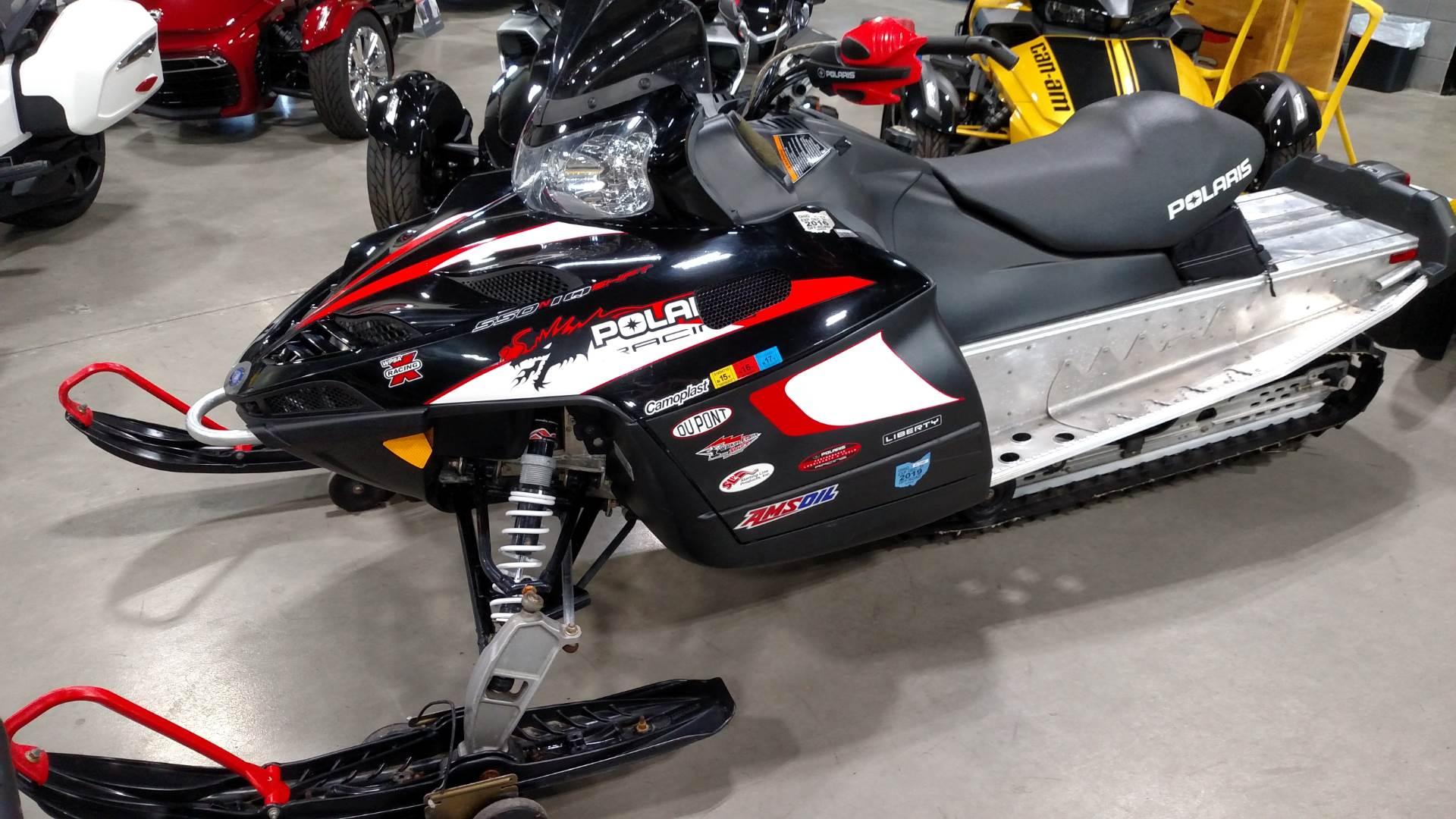 2011 550 Shift 136 ES