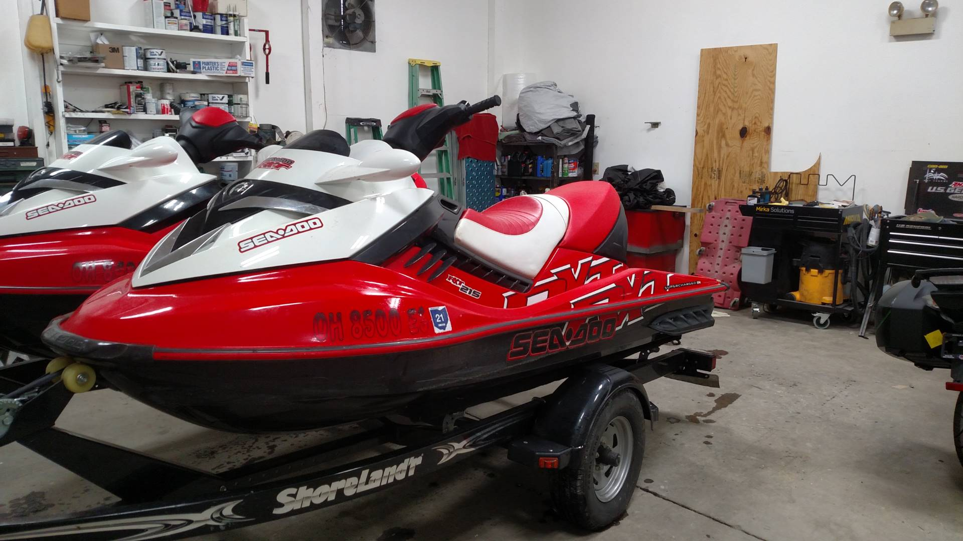 2007 Sea-Doo RXT™ in Huron, Ohio - Photo 1