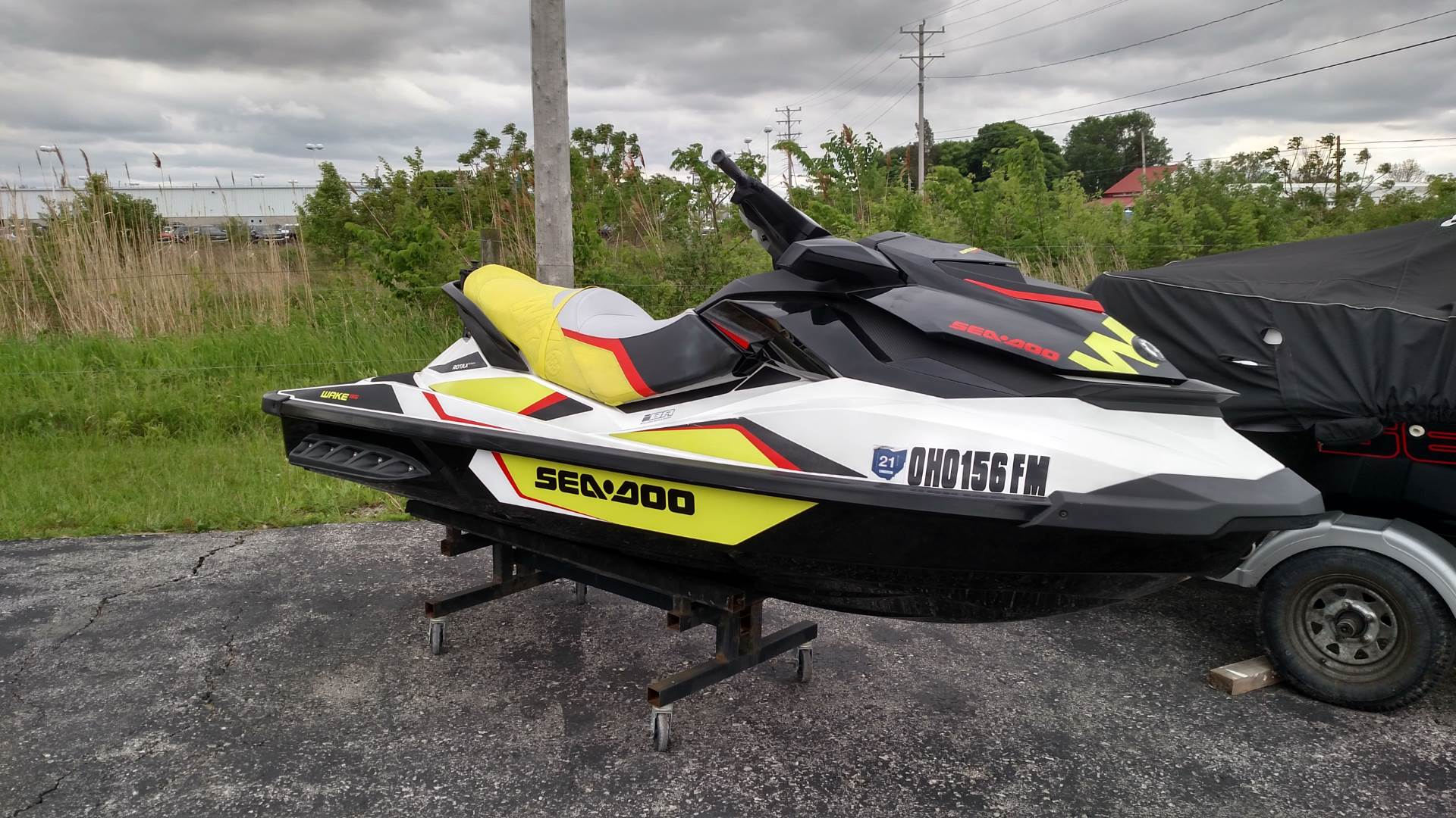 2014 Sea-Doo Wake™ 155 in Huron, Ohio - Photo 1