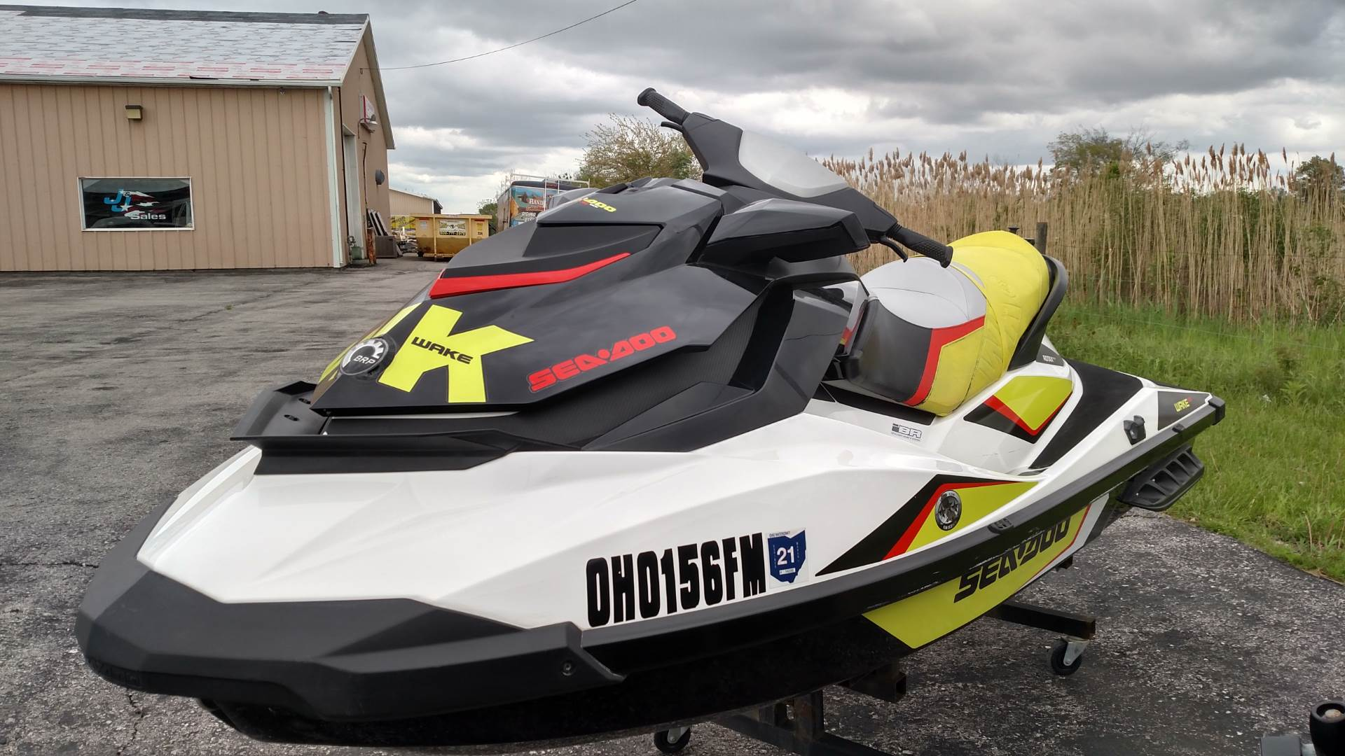 2014 Sea-Doo Wake™ 155 in Huron, Ohio - Photo 2