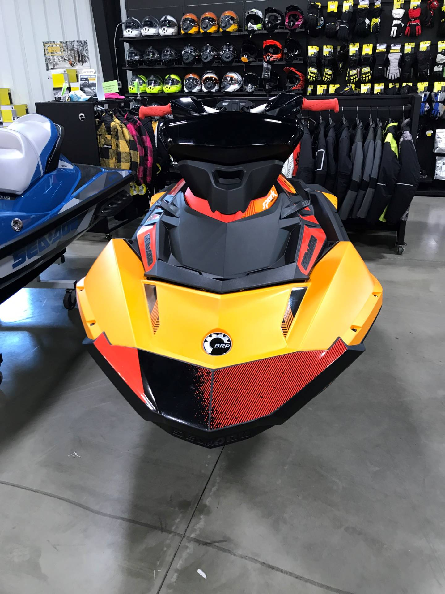 2019 Sea-Doo Spark Trixx 3up iBR + Sound System in Huron, Ohio - Photo 2