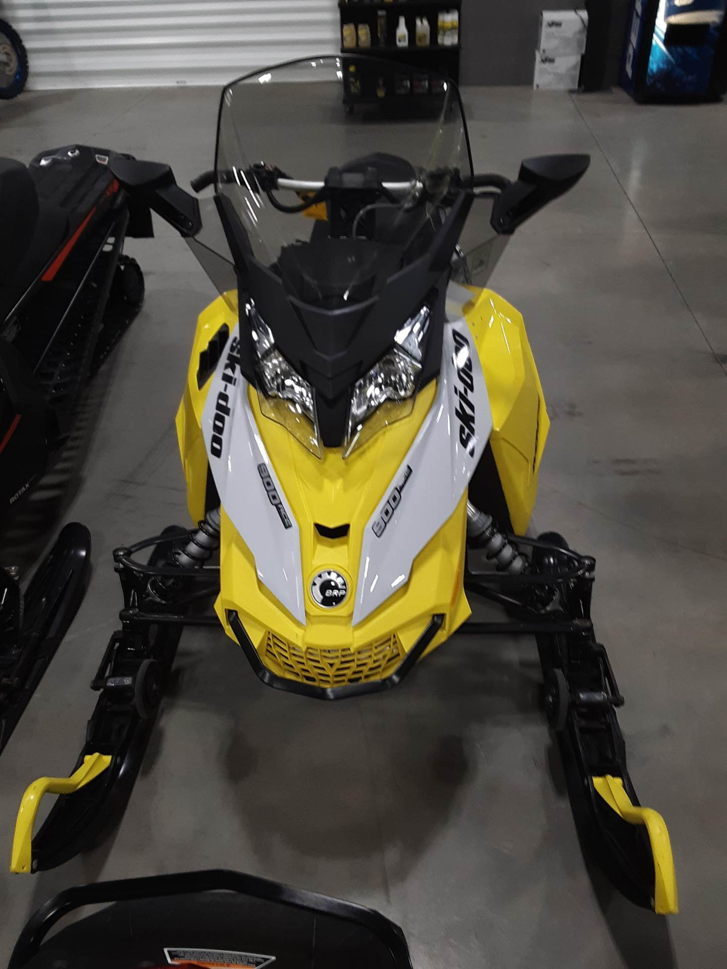 2015 MX Z TNT ACE 900