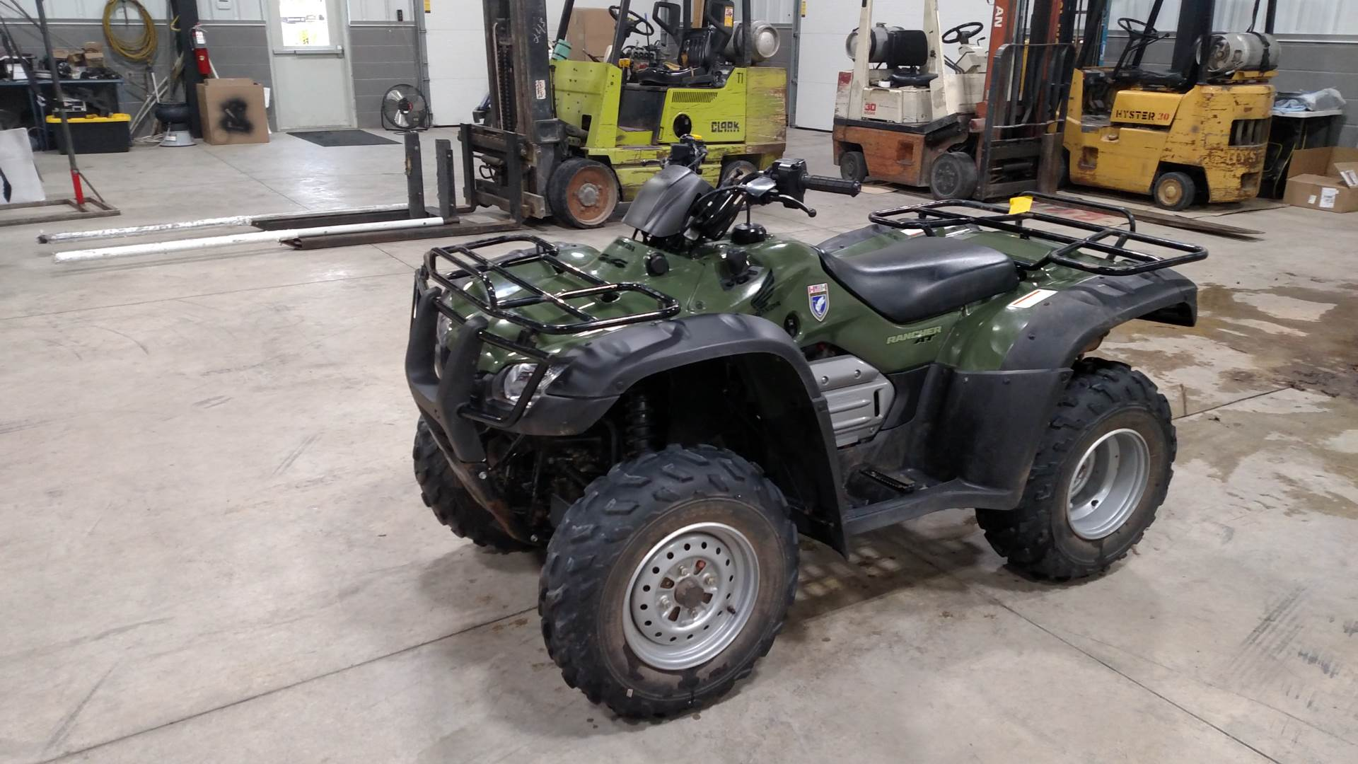 2005 FourTrax Rancher AT