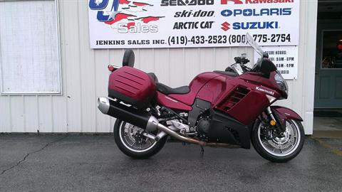 2009 Kawasaki Concours™ 14 ABS in Huron, Ohio