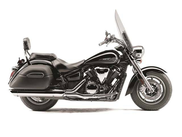 2014 Yamaha V Star 1300 Tourer in Huron, Ohio